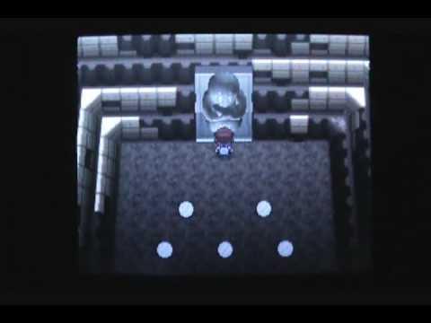 Pokemon Platinum: How to catch Registeel