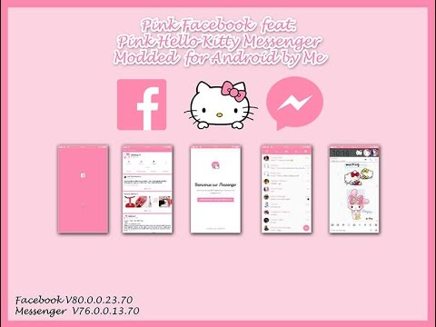 Hello kitty Messenger for Android