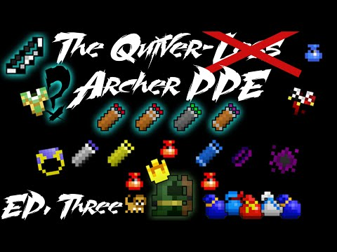 Rotmg (QUIVER ONLY) Archer PPE Ep. 3 - Doom Bow ;-;