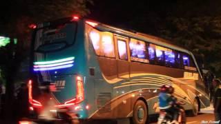 3 Bus istimewa PO Subur jaya (SHD+) +telolet panjang