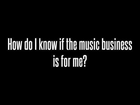 Renman U Promo - Is the Music Business for Me?
