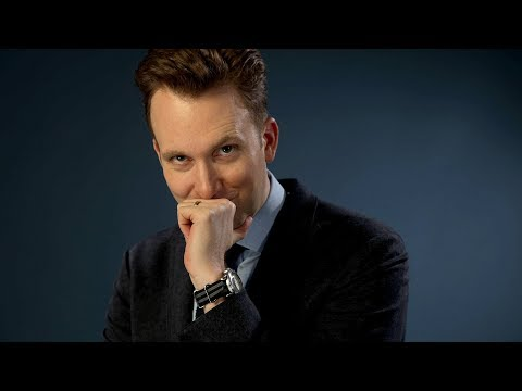 Jordan Klepper didn't want to go home after his first 'Daily Show' appearance