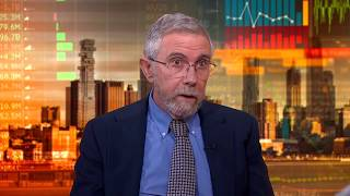 Paul Krugman on Bloomberg 10.10.2017