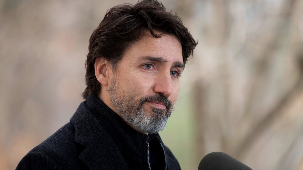 COVID-19 update: Trudeau, public health officials address Canadians