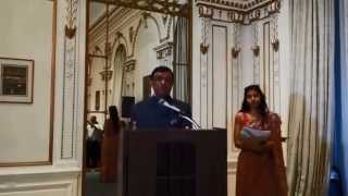 Event Of The Consulate General Of India New York In Association With