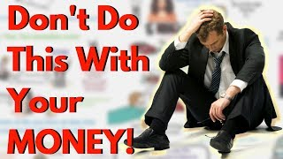 You Will Be Poor If You Do This! | The 7 Financial Sins
