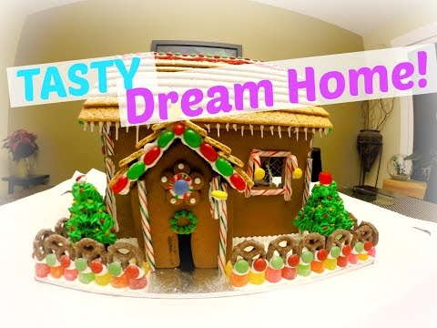 Gingerbread House Decorating Ideas!