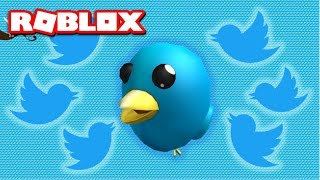 How to get the Twitter Bird Effect | Roblox Epic Minigames