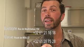 Boulangerie Sébastien et Michaël Brisy Bastogne I Marvie I Belgique