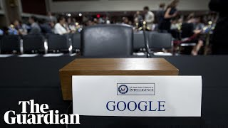 Google CEO testifies to US House – watch live