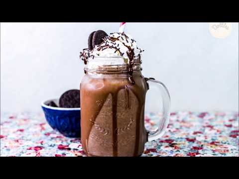 How to make Oreo milkshake without ice cream/ Oreo milkshake made using only milk