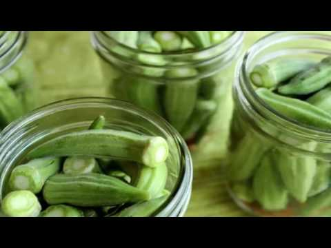 Treat Diabetes, Cholesterol And Kidney Diseases With Okra Water Now You Can Make It Yourself