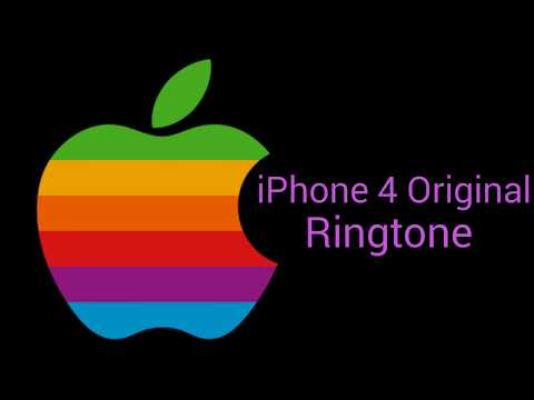 Iphone 4/4s Original Ringtone