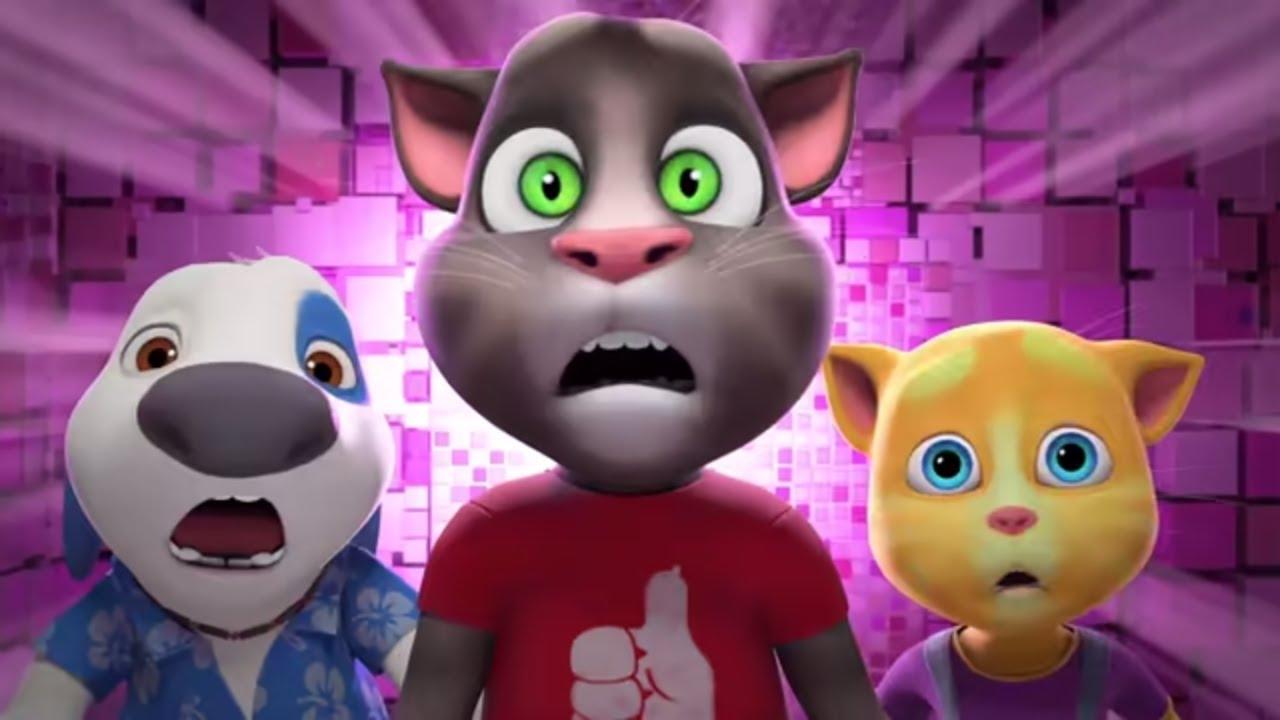💥A DANGEROUS GAME - Talking Tom & Friends Special Feature Cartoon