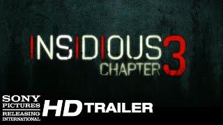 De nieuwste trailer van Insidious: Chapter 3
