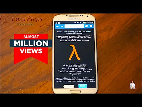How to Root Samsung Galaxy S4 without Computer | Towelroot