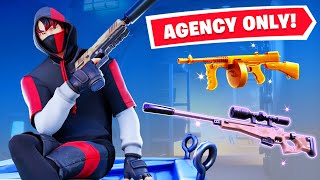 The Agency ONLY Loot Challenge!