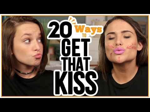 20 Ways to Get A Kiss - w/ Alexis G. Zall and Ayydubs
