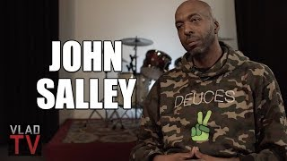 John Salley: Pippen, Not Jordan, is the Most Skilled Player I
