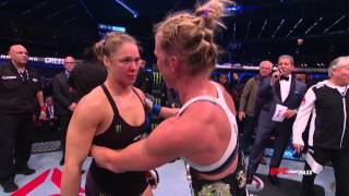 UFC 193: The Thrill and the Agony Preview