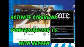 cyberlink powerdirector 16 ultra crack