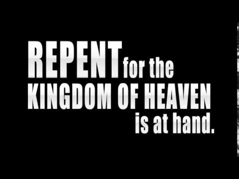 DO WE NEED TO REPENT TO BE SAVED?