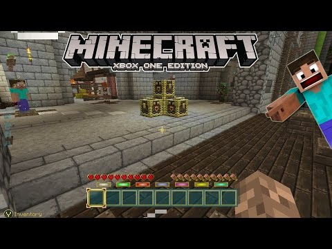 Minecraft: Xbox One Edition [Live by the Sword. Die by the Shovel]