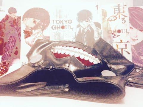 REAL KANEKI KEN TOKYO GHOUL MASK!!! 東京グール