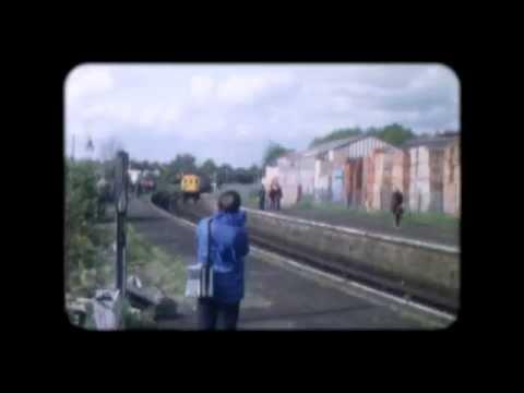 Woodside to Selsdon Railway Line c1983
