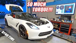 The Bald Eagle Machine Hits the DYNO!!! Can it Put Down 1,000+ Horsepower?? (Part 1)