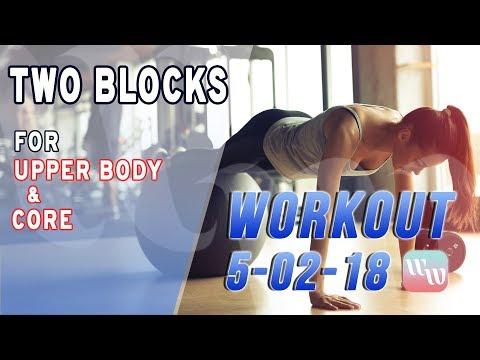 Workout 5-02-18