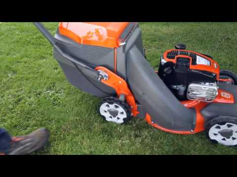 Using lawn mower battery for the first time