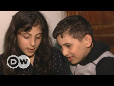 Syria's wounded children of war: Majida's story | DW English