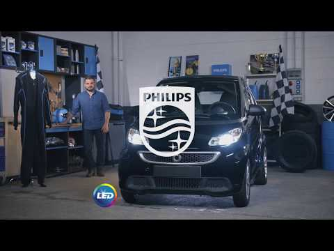 How to replace headlamps on your Smart ForTwo with LED retrofit bulbs - Philips automotive lighting