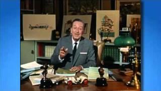 Walt Disney's last filmed appearance (1966)