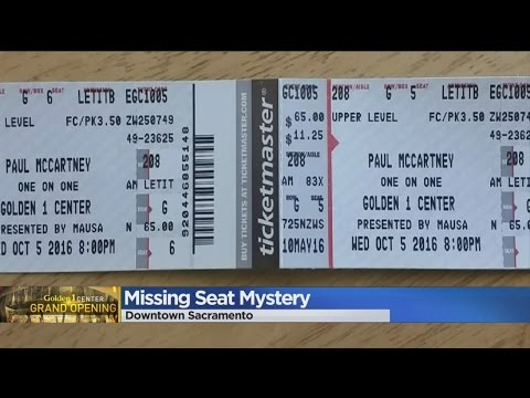 Ticketmaster Sold Fan Seats At Golden 1 Center That Apparently Don't Exist
