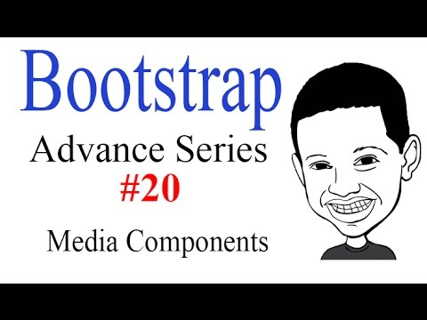 Advance Bootstrap Tutorial With PHP #20: Creating Media Components From Bootstrap
