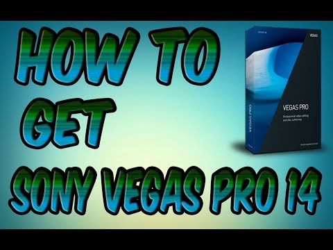 HOW TO GET SONY VEGAS PRO 14 FOR FREE ON WINDOWS AND MAC 2016