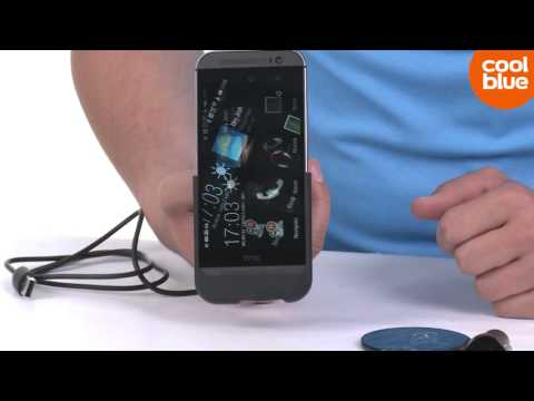 HTC One M8 Car Cradle autohouder productvideo (NL/BE)