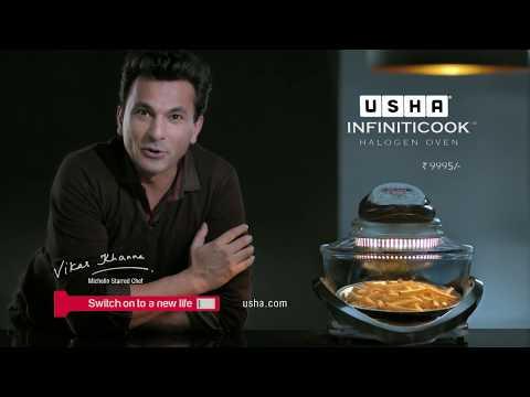 Usha Halogen Oven - French Fries