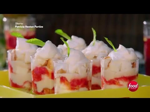 Strawberry Trifle | Patricia Heaton Parties | Food Network Asia
