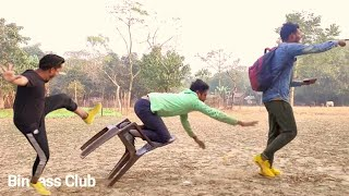 Try to not Laugh Challenge/ New funny comedy video 2020 /By Bindass club