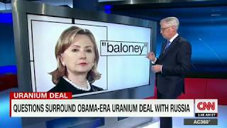 Did Hillary Clinton help approve uranium deal?