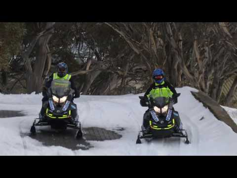 NSW Police Launch Operation Snow Safe 2016