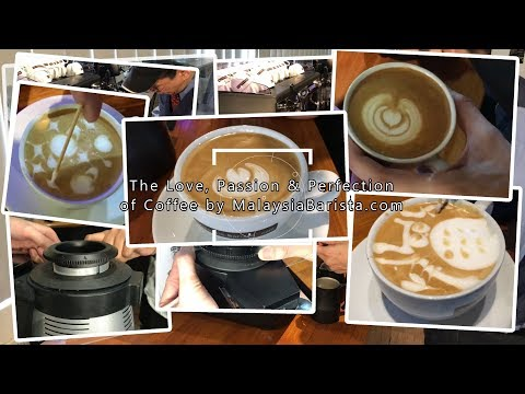 Our journey of Coffee , Love , Passion & Perfection (4K)
