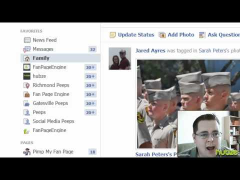 How to use the new Lists on Facebook