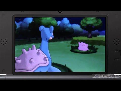 Dica Para Pokemon XY:Como Capturar Ditto
