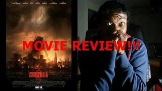 GODZILLA (2014) REVIEW!!!!