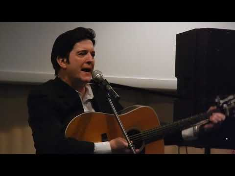 Jed Duvall (Folsom Prison Blues) - American Club Of Coplay - March 3, 2018