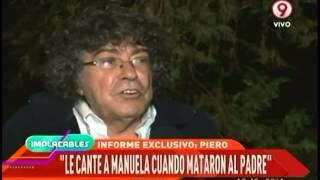 INFORMES IMPLACABLES - ¿Qué unió a Piero con la hija de Pablo Escobar?